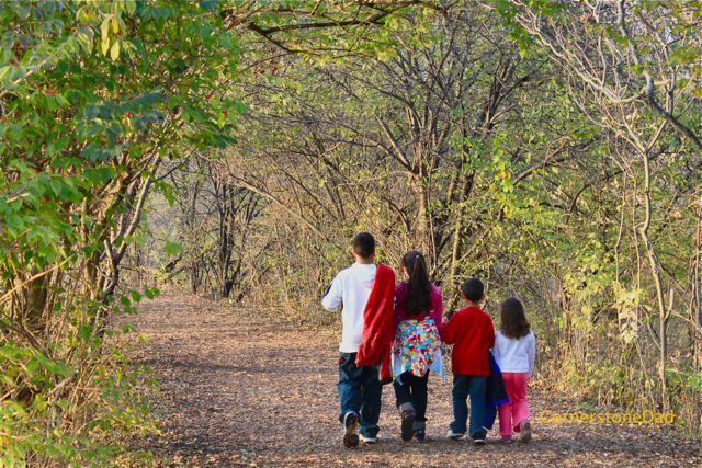 Walking With The Kids_rz