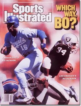 Bo Jackson Which Way SI