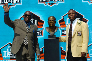 Pro Football Hall of Fame Enshrinement