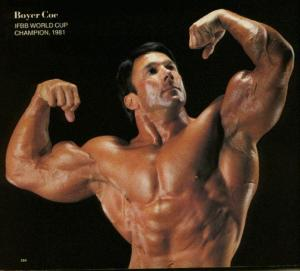 Boyer was one of the smartest old school bodybuilders of all-time!