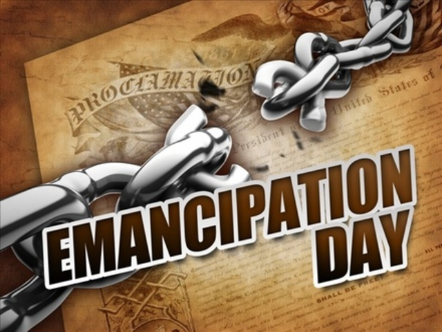 emancipationday